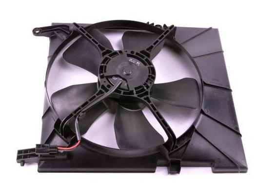 96536666 Вентилятор радиатора CHEVROLET AVEO 1.4 DOHC