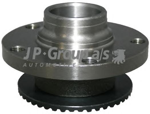 1151401100 Ступица задняя (дисковый тормоз) / AUDI 100,A6 91-97