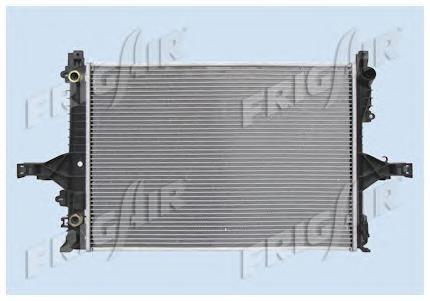 01113003 Радиатор, охлаждение двигателя
