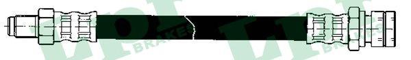 6T47495 Шланг тормозной CHRYSLER SEBRING 01-/MITSUBISHI GALANT 88-96 задний