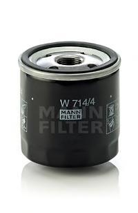 W7144 Фильтр масляный LANCIA KAPPA 2.0-2.4 20V