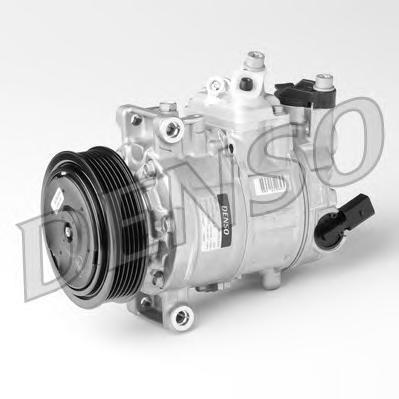 DCP02030 Компрессор кондиционера AUDI: A3 S3 QUATTRO 03-, A3 SPORTBACK S3 QUATTRO 04-, TT 2.0TFSI/3.2 V6 QUATTRO 06-  SEAT: ALTE