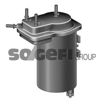 FCS825 Фильтр топливный RENAULT: GRAND SCENIC II 04-, MEGANE II 02-, MEGANE II седан 03-, MEGANE II универсал 03-, SCENIC II 03-