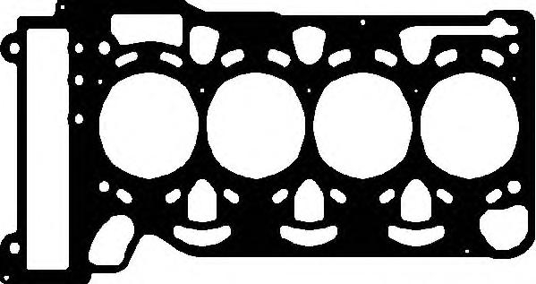 746902 Прокладка ГБЦ BMW N40/N42/N45/N46 0.4мм 01-