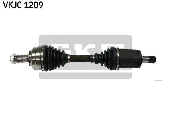 VKJC1209 Привод в сборе BMW X5 E53 3.0-4.8 00-06 пер.лев.