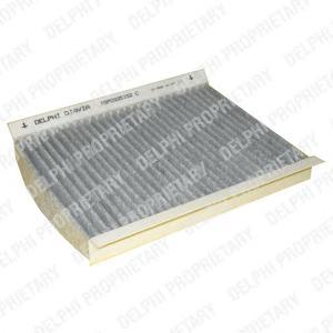 TSP0325152C Фильтр салона FIAT DOBLO/PUNTO 01- угольный