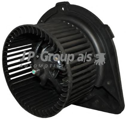 1126101700 Мотор отопителя салона с крыльчаткой / A80, A4, VW Passat 1.6-2.8 88~