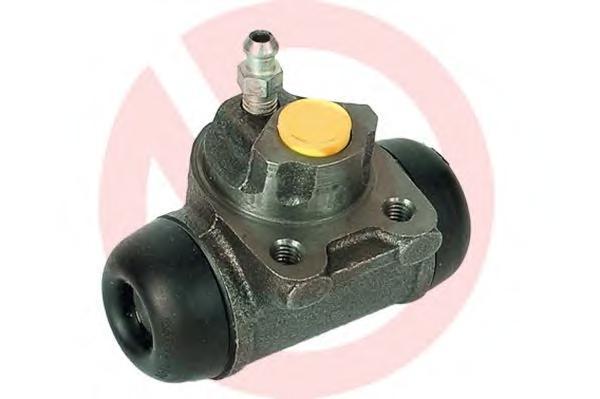 A12342 Цилиндр торм.раб. RENAULT LOGAN/CLIO 2 (торм.система BOSCH)