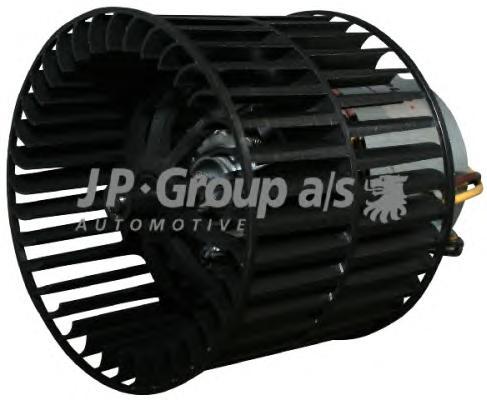 1226100100 Мотор отопителя салона с крыльчаткой / OPEL Astra-F,Calibra,Vectra-A