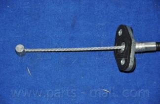 PTC020 Трос сцепления CHEVROLET MATIZ/SPARK 08-10