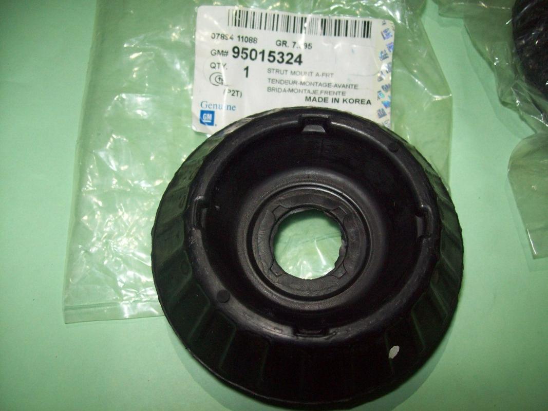 95015324 Опора амортизатора CHEVROLET AVEO 03 пер.