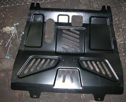 999T31UBP00 Защита картера X-TRAIL T31
