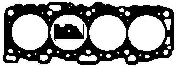 864170 Прокладка ГБЦ Nissan Primera, Sunny 2.0D/TD CD20 90