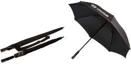 R8480AC509H Зонт с логотипом HYUNDAI трость