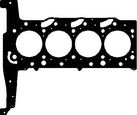 265421 Прокладка ГБЦ FORD TRANSIT 2.4TDCI/TDE/DI 1.10мм 00-