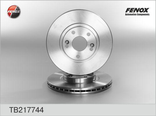 TB217744 TB217744   Диск тормозной Renault Espace