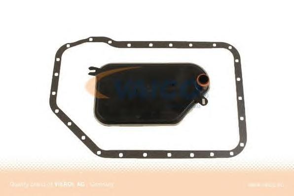 V100387 Фильтр АКПП AUDI A4/A6/A8/PASSAT/PHAETON с прокладкой