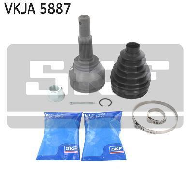 VKJA5887 ШРУС NISSAN JUKE 1.6 10- пер. наруж. AWD