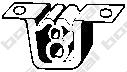255077 Подвеска глушителя BMW E46 316-328 98-05