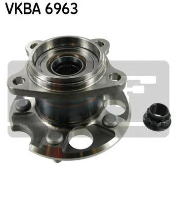 VKBA6963 Ступица с подшипником LEXUS RX300 03-08 зад. AWD