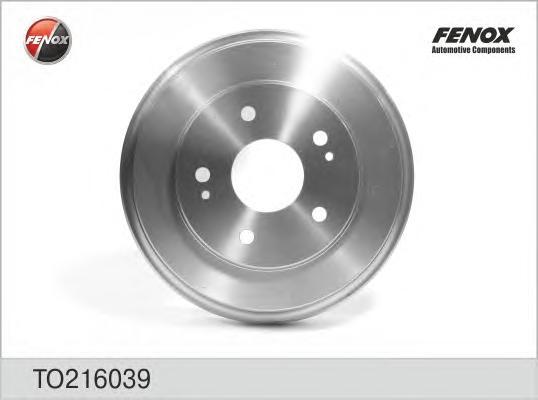 TO216039 Барабан тормозн CR-V 95-99