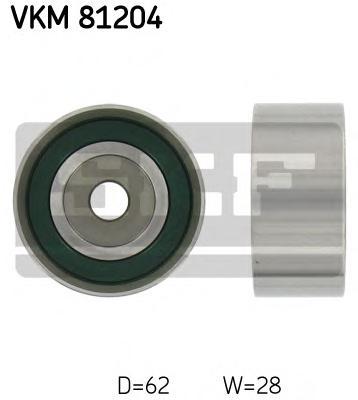 VKM81204 Деталь VKM81204_***pолик обводной pемня