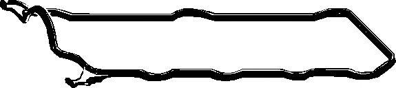 752738 Прокладка крышки клапанной