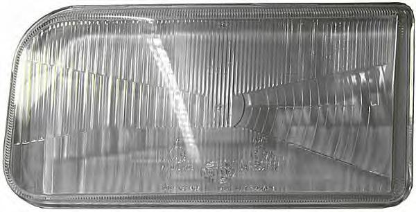 9ES133467001 Стекло фары R VW PASASAT 88-94