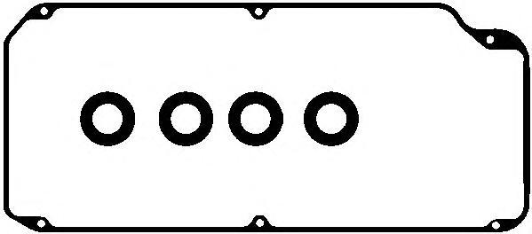 56029400 Прокладка крышки ГБЦ (в комплекте)
