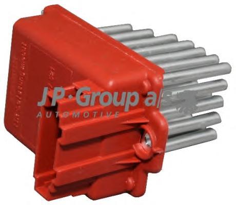 1196850500 Блок управления вентилятора кондиционера / VAG 95~