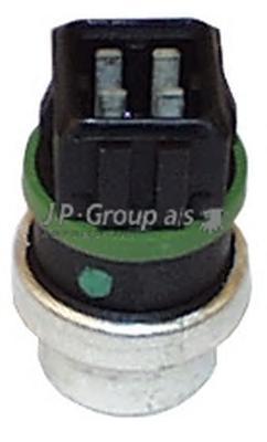 1193100700 Датчик температуры охл. жидк.-черно-зеленый / SEAT,SKODA,VW 1.9/2.4D,TD,TDI 91~