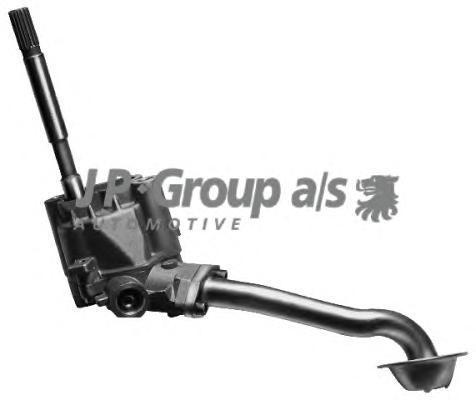1113101900 Насос масляный / AUDI A-4, A-6; VW Passat-V 1.8/1.8T 95~