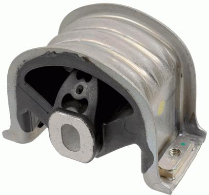 3502501 Опора двигателя VW T5 пер.