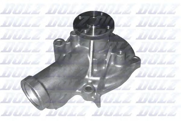 H216 Насос водяной Mitsubishi Lancer 2.0-2.4 16V 99