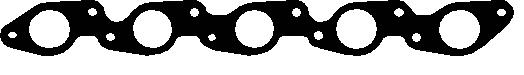 515434 Прокладка выпуск.коллектора MERCEDES OM602/OM662 87-