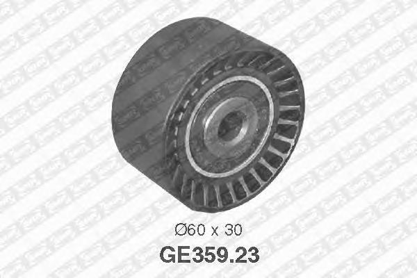 GE35923 Ролик ремня ГРМ FORD FOCUS II/CITROEN BERLINGO/PEUGEOT PARTNER 1.6D 04 направл.