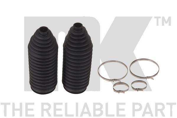 5093302 Пыльник рулевой рейки(к-т) MB SPRINTER -06