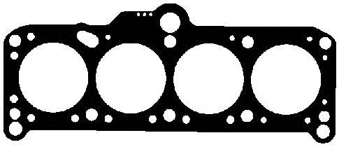 285040 Прокладка ГБЦ Audi 80. VW Golf 1.6D/TD 81