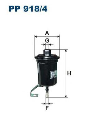 pp9184 Топливный фильтр