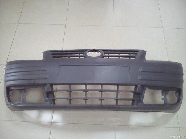 2K08072177G9 Бампер передний / VW Caddy-III 04~