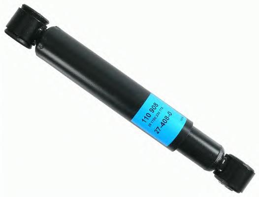 274080 Амортизатор FORD TRANSIT 85-91 (80-120) зад.масл.