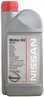 KE90099933 Масло моторное 5w30 NISSAN 1л синтетика