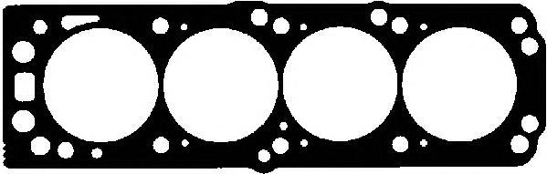 10012400 Прокладка ГБЦ OPEL KADETT/VECTRA/ASTRA/DAEWOO LANOS/NEXIA 1.4-1.6 86-00