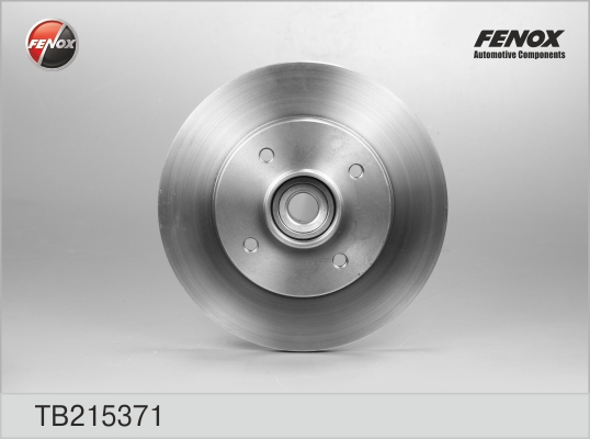TB215371 Диск тормозной Peugeot 307