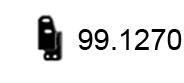991270 Кронштейн, система выпуска ОГ