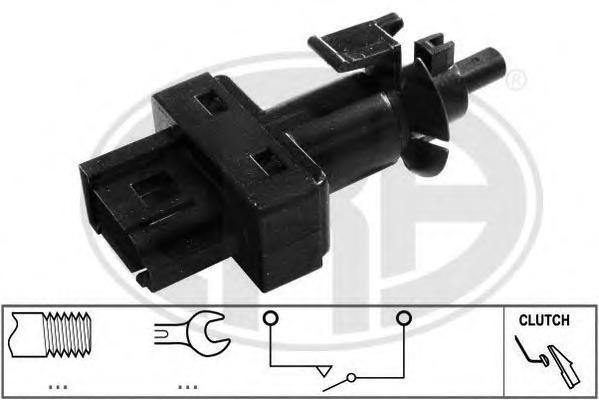 330727 Выключатель стоп-сигнала MB/VW