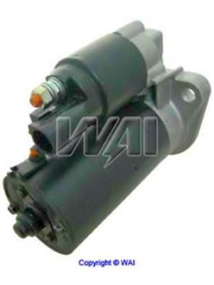 17972n Стартер AUDI: A3 (8P1) 2.0 TDI quattro/3.2 V6 quattro 03-12, A3 кабрио (8P7) 2.0 TDI 08-  SEAT: ALTEA (5P1) 2.0 TDI 04-,