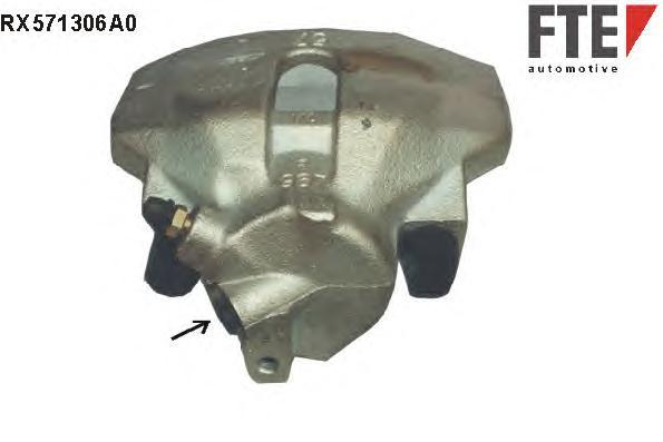 RX571306A0 Суппорт торм. Fr L VAG A6, 100 (4A, C4) восст.