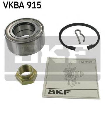VKBA915 Подшипник ступ.CITROEN BERLINGO/BX/XANTIA/XSARA/ZX/PEUGEOT 205-406 82- пер.
