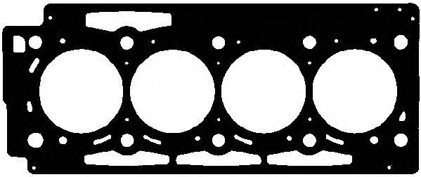 10150700 Прокладка ГБЦ PEUGEOT 406/407/607 2.2 00-